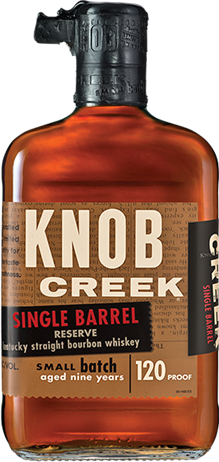 Knob Creek Bourbon Single Barrel Reserve 9 Year